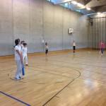Cricket demo local school 2013